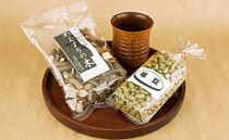 めぐすりの木と湯飲み茶椀