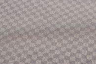 (鼠色)【江戸小紋石塚染工】伝統工芸士による江戸小紋反物錐一松(きりいちまつ)