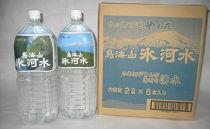鳥海山氷河水2L12本セット<有限会社升田罐詰>