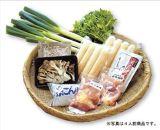 「きりたんぽ鍋セット 4人前」物産中仙株式会社