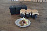 【ご自宅用】牡蠣屋のオイル漬け(化粧箱入り)3個