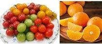 「栗林農園」カラフルミニトマト詰合と紅まどんなのセット