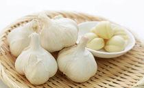 【様々な料理に大活躍】北海道長沼産白にんにくSMサイズ750g