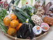 季節の農産物・加工品詰め合わせ