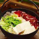 かつらぎ町・花園の天然「いのしし肉」(ぼたん鍋用)