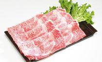 北海道産 和牛肩ロースすき焼き肉500g<肉の山本>
