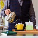 ≪春夏限定スペシャルドリップコーヒー≫1杯10g使用・そよ風ブレンド100杯分挽きたて充填の香り豊かなドリップコーヒー