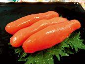 【数量限定】薄塩仕上げの美味甘口たら子1kg(ロシア産/網走加工)