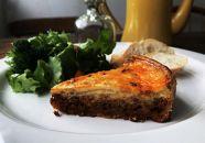 【贅沢!食べ比べキッシュ】キーマカレーキッシュとほうれん草のロレーヌキッシュ2枚セット
