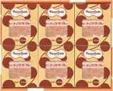 千葉銘菓「とみい」のピーナッツサブレー24枚