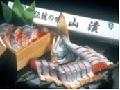【数量限定】網走伝統の山漬鮭切身造り(網走加工)