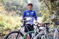 八王子観光特使チャーリー礒崎と走るプライベートサイクリング(定員2名)