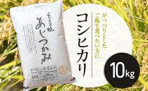 宮城県栗原産 特別栽培米「コシヒカリ」10kg