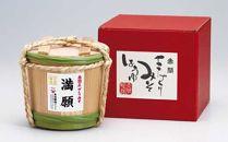 明治元年創業 150年の杉樽で醸す極上の麦みそ〈全て国産・天然醸造〉3kg~赤間醸造~