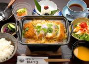 田むら銀かつ亭 箱根本店「豆腐かつ煮御膳」食事券2人分
