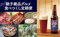 【毎月お届け】銚子絶品グルメ食べつくし 1年(12回)定期便<4月開始>