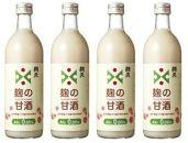 C122山形県産つや姫使用甘酒4本セット