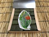 一つ一つすべて手作業で作られた本物の「柿の葉寿司」<サバ2箱セット>