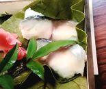 昔ながらの柿の葉寿司45個入り