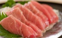 【最高級】佐伯産本マグロ約1kg(中トロ・赤身)