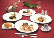 【パサージュ琴海】フランス料理フルコース ペア夕食チケット