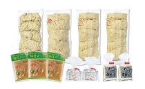 菊忠 生中華麺食べくらべセット(細麺なし)