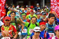 第6回世界遺産五箇山・道宗道トレイルラン大会 エントリー枠 ミドルコース(約16km)