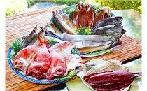 ■魚鶴特上干物セット9種18枚