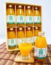 ■田村みかん果汁100%ジュース 200ml×8