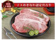 宮古島産黒毛和牛特選5等級<サーロインステーキ(200g×6枚)>