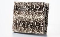 【ハブ革】二つ折り財布