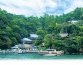 【長浜観光協会厳選】琵琶湖汽船竹生島クルーズ