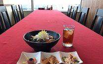 【セレオ9F華琳・体験型現地でお礼】こくベジ野菜湯麺又はこくベジスープかけご飯セットお二人様