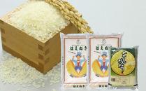 平成30年産庄内米農産物検査員がおすすめする「はえぬき」5kg×2「コシヒカリ」2kg計12kgSY<荘内米穀商業協同組合>