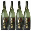 ■熊野水軍(C003)1升瓶【4本セット】本格米焼酎熊野水軍1800ml×4本/尾崎酒造