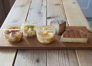 【チーズ洗練士が手がける和歌山の素材で風味づけした】オリジナルチーズの詰め合わせ