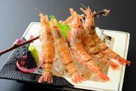 鳥取県産 生食用もさ海老