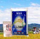 鳥取のうまい米(無洗米5kg)