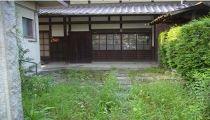 空き家、敷地、墓地の管理オプションC(草刈り1回)