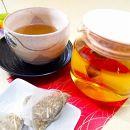 【産地直送手作り】高知県産野草茶 便利なテトラセット~伝統の鉄釜で使い職人が手炒り~