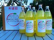 AF703-C 登米市東和町産サンふじ使用りんごジュース