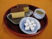 正栄堂 金盃カステラとドラ焼き2種 田のし飴セット