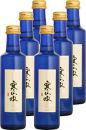喜多屋寒山水スパークリング200ml×6【純米吟醸の軽やかな香りとキレ味】