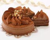 口どけなめらか生チョコケーキ『フラワーショコラ』 北海道のチョコレートケーキ
