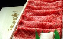 大田原牛 霜降り部位のすき焼き・しゃぶしゃぶ用スライス(500g)