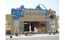 岬町海釣り公園・とっとパーク小島無料招待券【11枚セット】