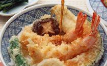 老舗かね久総本店「そばの汁&天丼の汁セット」