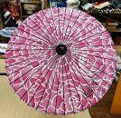 【限定1点物!】「デザイン日傘(薔薇)」假屋崎省吾さんデザイン(美馬和傘)