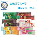 土佐のフルーツキャンデーセット/久保田食品/アイス/ギフト/セット