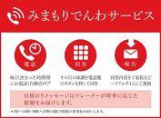 みまもりでんわサービス【固定電話】(6か月)